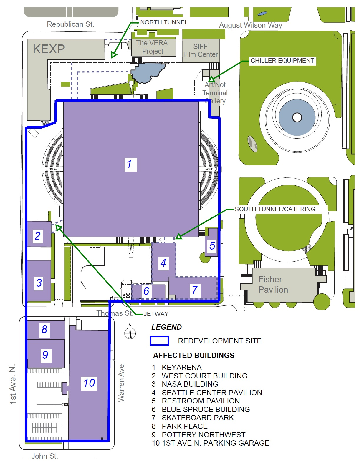 Key Arena Seattle Map.Understanding The Key Arena Rfp