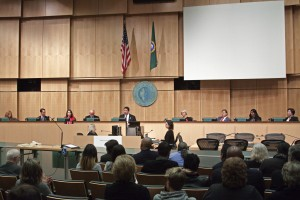 The newly-inaugurated Seattle City Council