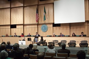 The new Seattle City Council