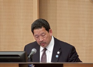 Council President Bruce Harrell
