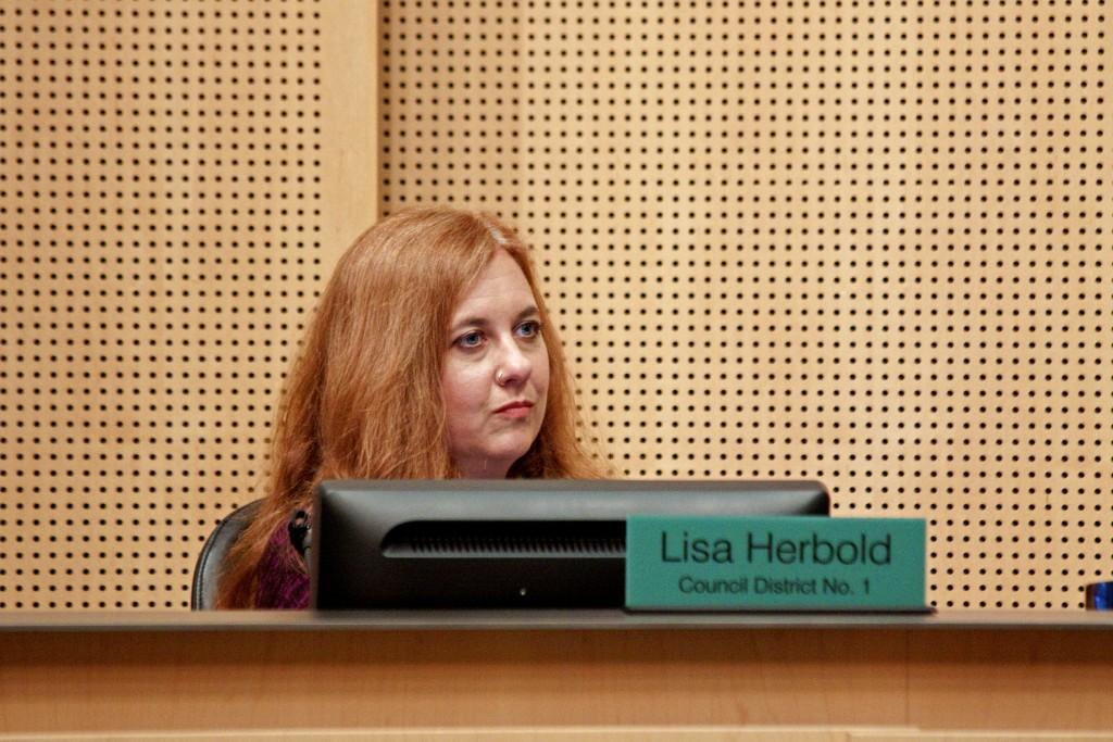 Council member Lisa Herbold