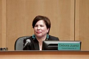 Council member Debora Juarez