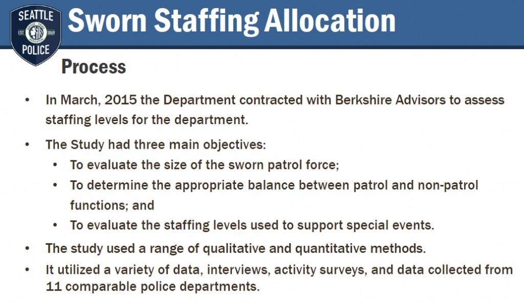 Berkshire report objectives