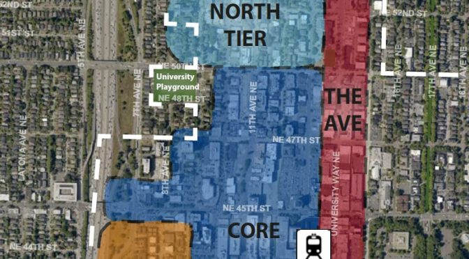 Understanding the University District Rezone