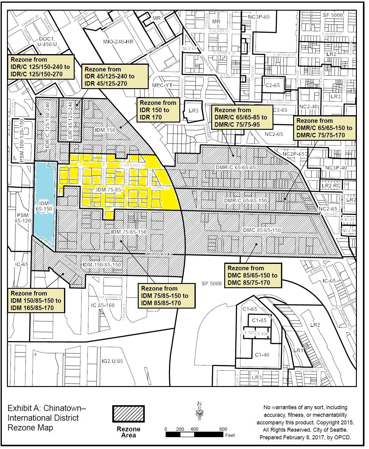 Understanding the Chinatown / International District MHA Upzone