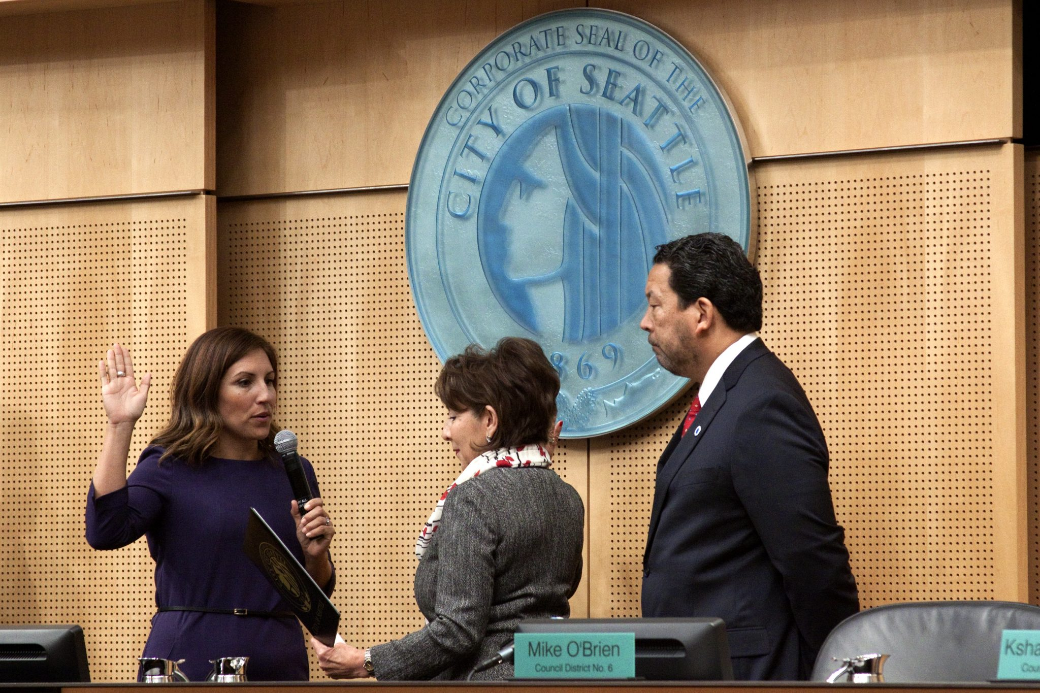 Seattle City Council Announces Committee Assignments, Search for New Council President