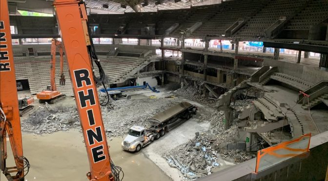 Council gets update on Key Arena renovation project