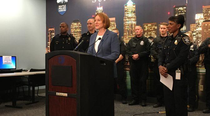 Mayor, SPD Chief announce extra holiday police patrols